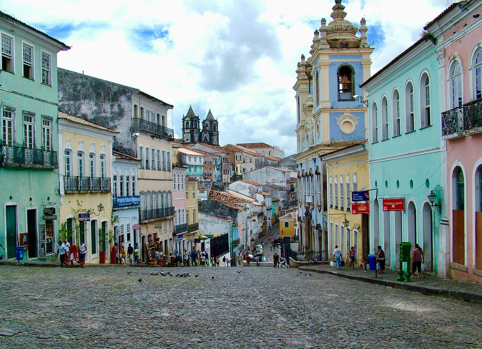 City of Salvador