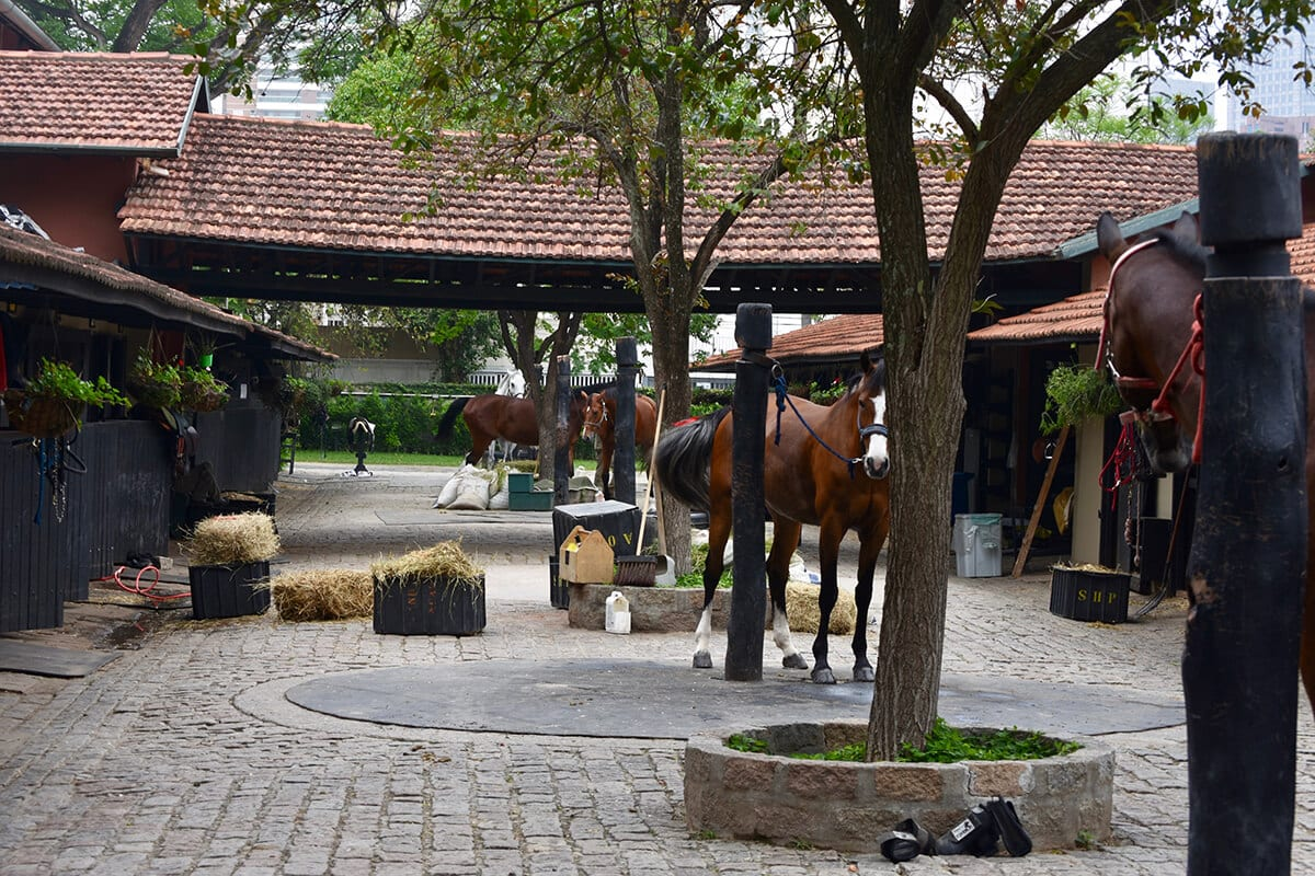 Hipica Riding Club stables